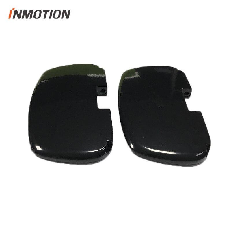 Original de Metal Pedal Pads Para INMOTION V10 V10F Monociclo Equilíbrio Auto Scooter Elétrico Skate Hoverboard Pedal Acessórios
