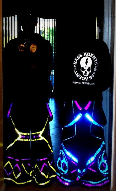 Pantalones Melbourne Shuffle DJ PHAT Pantalones Raver mineral Techno Hardstyle Tanz Manguera Fluoreszierend Pantalones Reflexivos NUEVA