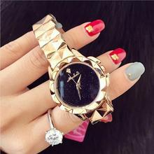 Excellent Qulaity Women Watch!Luxury Fashion Crystal Bracelet Watch Female Starry Sky Dress Watch Ladies Colorful Wristwatches