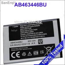AB463446BU Батарея для samsung GT-E2530 GT-C3520 E1228 E339 C3300K X208 B309 B189 GT-E2330 C5212 AB043446BE