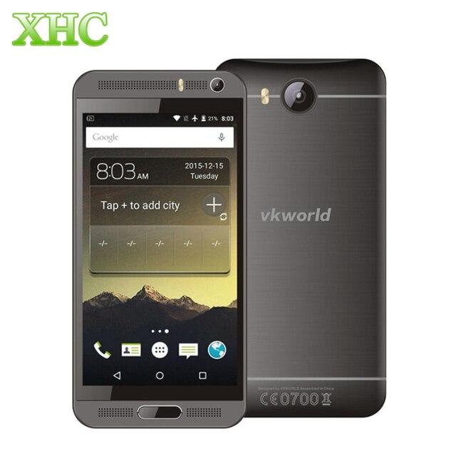 """Оригинал VKworld VK800X 3 Г Смартфон 5.0 """"Android 5.1 MTK6580 Quad Core 1.3 ГГц RAM 1 ГБ ROM 8 ГБ WCDMA GSM 8MP Камера смартфон"""