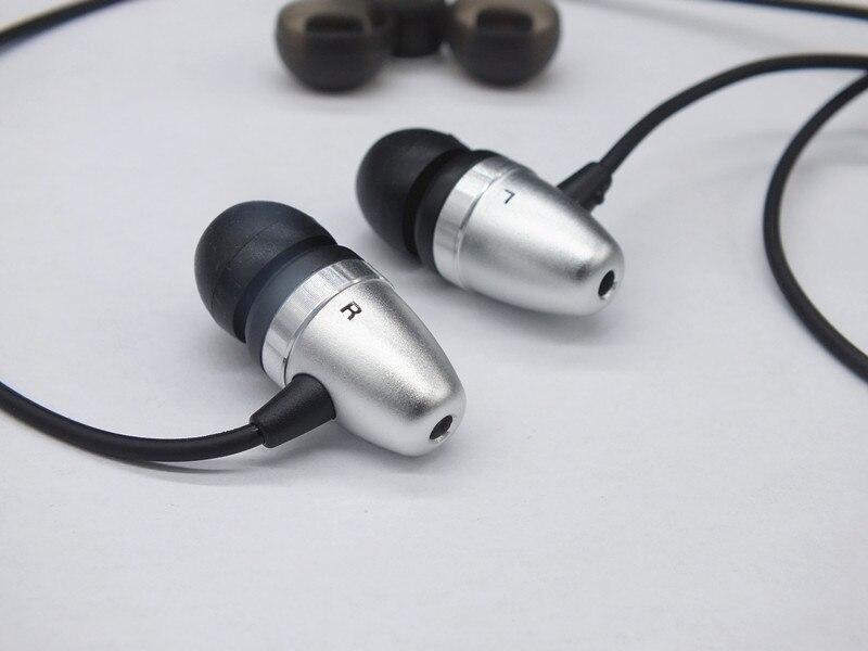 Кәсіби HD In-Ear Құлақаспап Металл Ауыр - Портативті аудио және бейне - фото 2
