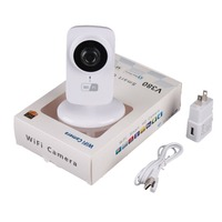 V380 S1 Mini IP WIFI Camera Home Safety Two way Audio Support TF Card CCTV Security Camera Surveillance Monitor