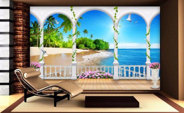 online shop custom 3d stereoscopic photo wallpaper modern fashion
