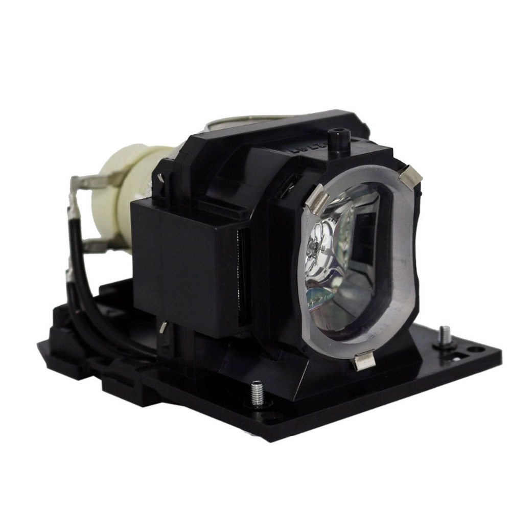 Projector Lamp Bulb DT01381 DT-01381 for HITACHI BZ-1 / CP-A220N / CP-A220NM / CP-A221N with housing compatible projector lamp bulb dt01151 with housing for hitachi cp rx79 ed x26 cp rx82 cp rx93