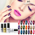 Belen UV LED Cat Eye Gel Polish Shining Colorful Soak Off Varnish Cheap Manicure Glitter Polish UV Color Gel Magnet Polish