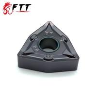 WNMG080408 BF VP15TF High quality External Turning Tools Carbide insert Lathe cutter CNC tool