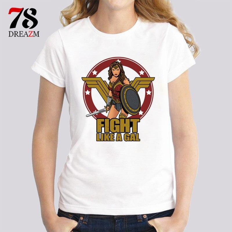 Wonder Woman футболка fim 2017 Женский чудо белый футболка без рукавов Повседневная летняя обувь футболка женский с круглым вырезом футболки