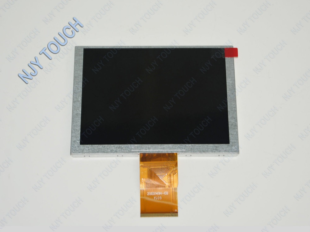 New A Grade 5 inch INNOLUX TFT LCD Screen Panel ZJ050NA-08C 640x480 LED