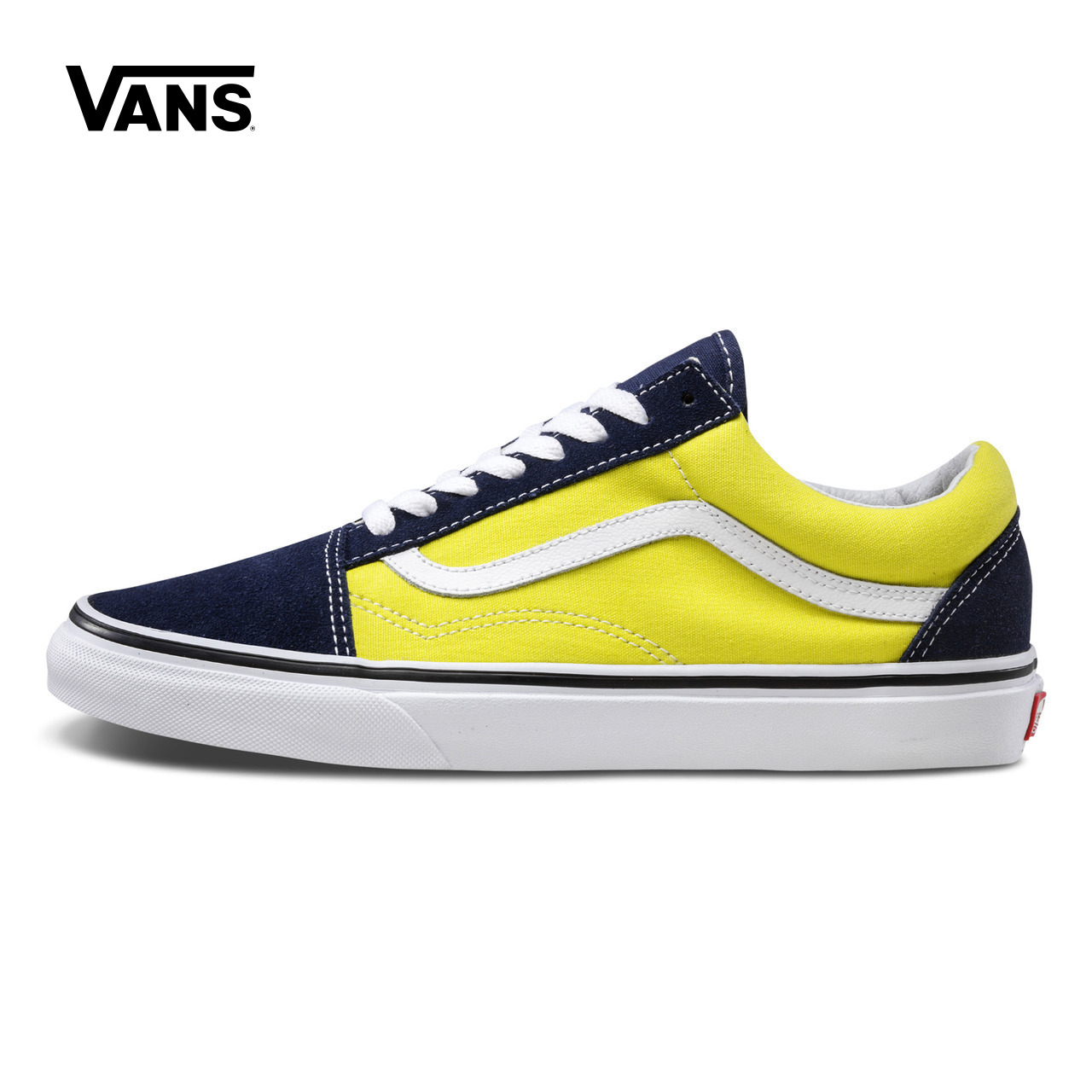 Original New Arrival Vans Mens & Womens Classic Old Skool Low-top Skateboarding Shoes Sneakers Canvas Sport Outdoor VN0A38G1R1M original new arrival van classic unisex skateboarding shoes old skool sport outdoor canvas comfortable sneakers vn000d3hw00
