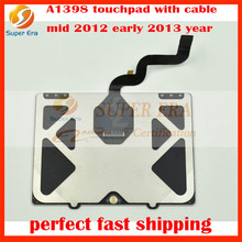 "Trackpad Touchpad w/Câble pour Apple Macbook Retina 15 ""A1398 mi 2012 début 2013 MC975 MC976 ME664 ME665 EMC2875 EMC2835"