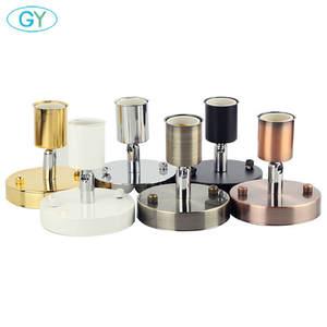 Socket-Holder Base-Fitting Lamp-Base Light-Socket Bulb-Lamp Bronze Silver Edison-Screw