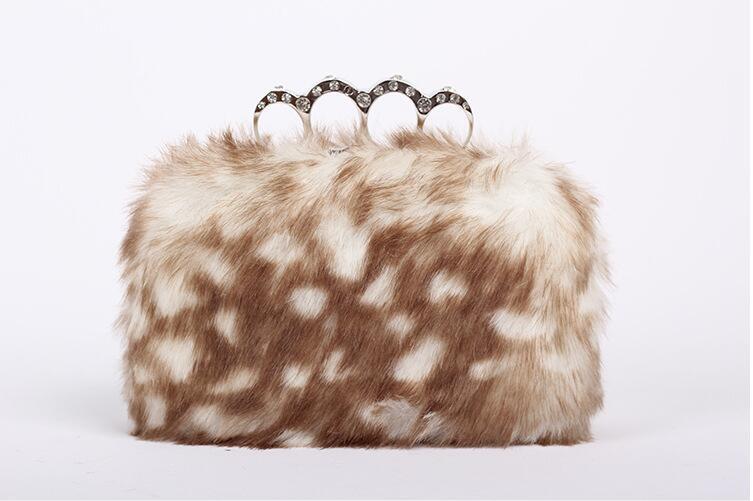 3120ee8e63 SIZE  15.5CM X 5.5CM X 10CM. Click here!! 2018 new rabbit fur women .
