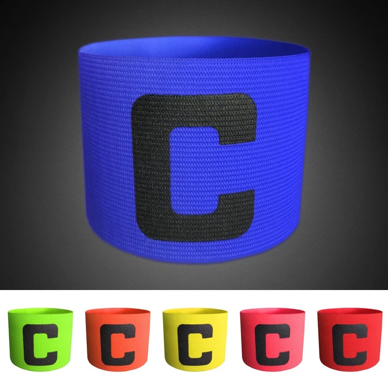1 Pcs Arm Band Leader Competition Football Captain Armband Soccer Captain Armband Group Armband Pakistan