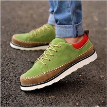 Fashion Mixed Color Boy Flats 2016 fashion Men Shoes Summer Autumn Breathable Scrub Casual Sport Males Shoes Zapato Hombre