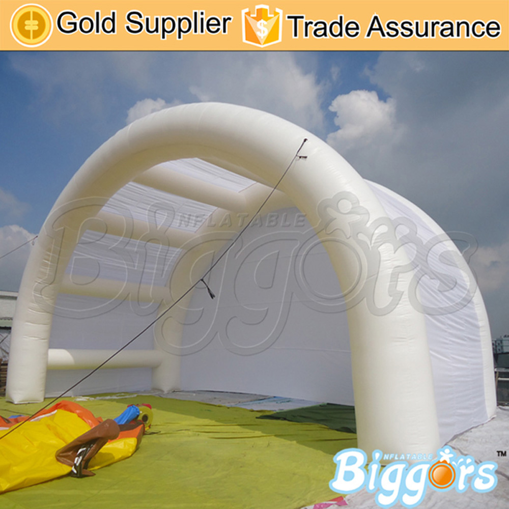 PVC Material Inflatable Tent Car Garage Tent With Free Blower