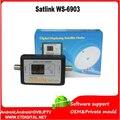 Satlink WS-6903 metros satélite Satlink ws 6903 digitaces que exhiben satélite del metro del buscador ws6903 ws-6906 ws-6908 del envío gratis