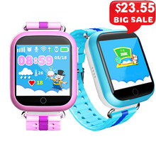 Q750 Kids Anti-lost Smartwatch GPS SOS Call Location Tracker Smart Watch Baby Q100 Children Electronic Clock Wristband PK Q90.(China)