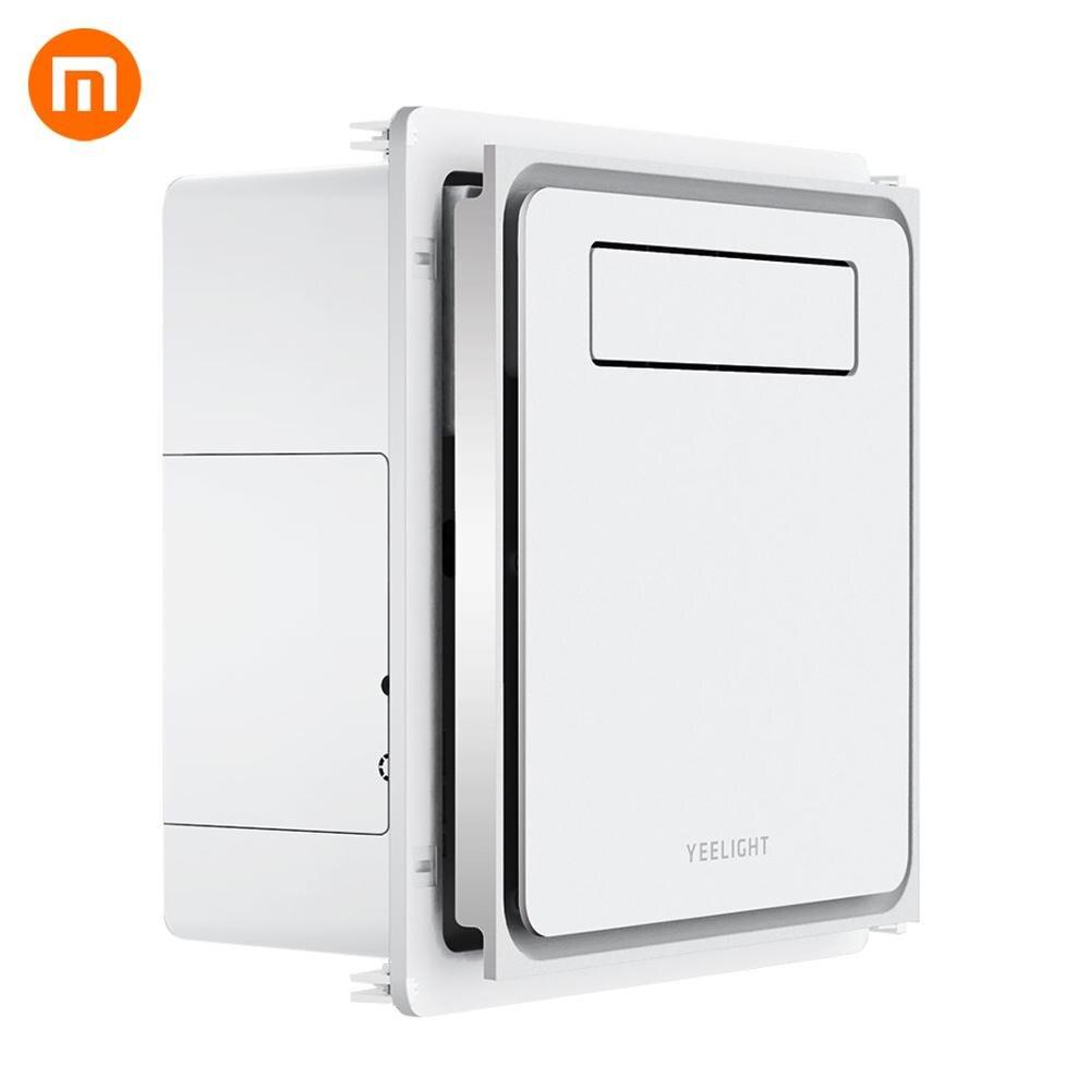 Xiaomi Mijia Yeelight Smart Dustproof Panel Light LED Downlight Ceiling Air Conditioner Kitchen Ventilator For Mi Home APP