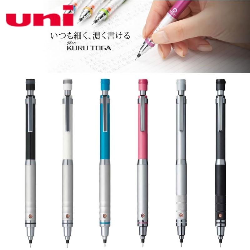 2018 One Piece Uni M5-1017 Kuru Toga Roulette Model Auto Lead Rotation Mechanical Pencil - 0.5 mm new arrival uni kuru toga mechanical pencil 0 5mm