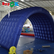 2.4x2.4x2.5m Inflatable Channel,Inflatable Aisle,Inflatable Advertising Tent with Air Blower for Exhibition Trade Show Business