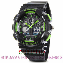 Children Watch Waterproof Sports Timing Male Girl Luminous Sports Watch The Alarm Pupil Boy Girl Watches Durable Watches