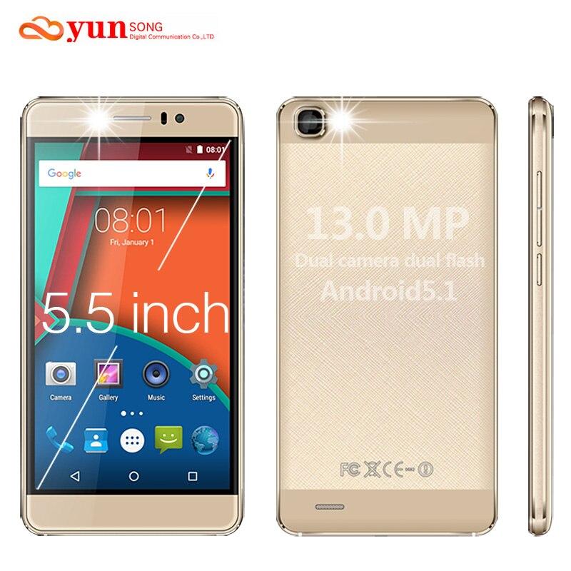 Original YUNSONG YS7pro Mobile Phone 13Ms