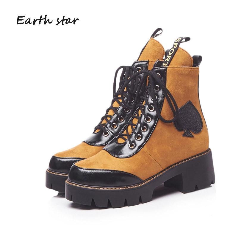 ecd51919cc Botas-mujer-Casual-plataforma-zapatos -mujer-moda-marca-Martin-botas-Flock-se-ora-chaussure-oto-o.jpg