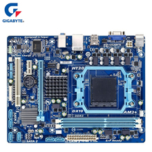Gigabyte GA-78LMT-S2 Motherboard For AMD 760G DDR3 USB2.0 16G Socket AM3+/AM3 78LMT S2 Desktop Mainboard Systemboard Used цена в Москве и Питере
