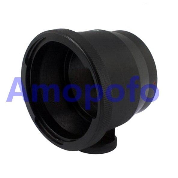 Amopofo P60-NEX გადამყვანი Pentacon 6 - კამერა და ფოტო - ფოტო 2