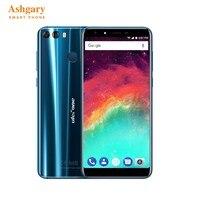Ulefone Mix 2 4G Smartphone Android 7.0 5.7 Inch MTK6737 Quad Core 1.2GB RAM 16GB ROM Full Screen Fingerprint OTG Mobile Phones
