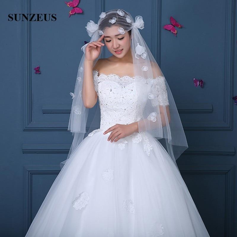 Wedding Veils Styles: Aliexpress.com : Buy New Style Wedding Veils 1.5m Short