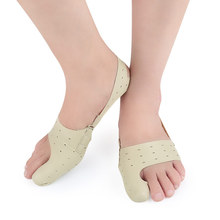 2 pcs day and night with big feet thumb toes is great toe correction with the men and women general breathable light leather great day the