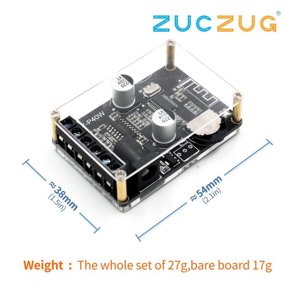 30 Вт/40 Вт стерео bluetooth усилитель доска 12 V/24 V высокой мощности цифровой усилитель мощности модуля|Интегральные схемы|   | АлиЭкспресс - Audio