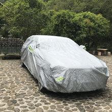 Новый автомобиль Чехлы для мангала мульти размер полный автомобилей Обложка дышащий УФ-Защита Крытый щит Водонепроницаемые, автомобиля, Тюнинг автомобилей