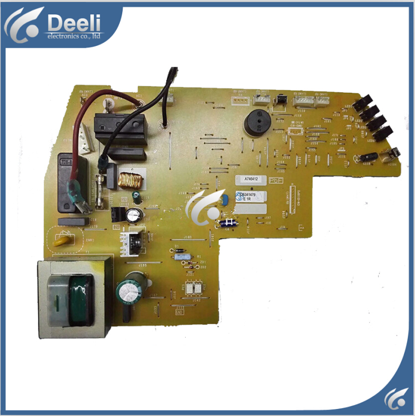95% new good workingfor  air conditioning A746412 A713141 control board on sale95% new good workingfor  air conditioning A746412 A713141 control board on sale