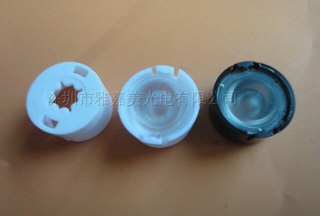 Smd 3535 объектив, с держателем Диаметр 13.1 мм матовая поверхность, 20 30 60 80 90 градусов объектив, xp-e/XP-G Lens, CREE LED объектив