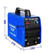 Zx7-200 Núcleo Completo De Cobre Pequeño Hogar de Mini Máquina De Soldadura Inverter Dc Manual de 3.2 de Largo