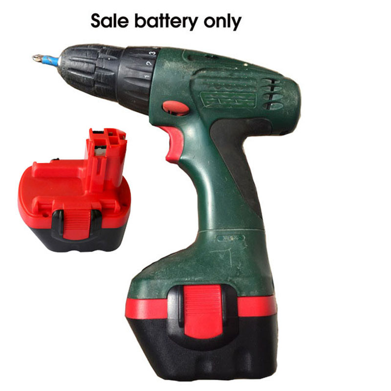 Soravess <font><b>12V</b></font> NI-CD Rechargeable <font><b>Battery</b></font> Pack <font><b>1.3Ah</b></font>-3.0Ah Replace For BOSCH Cordless Electric Drill And Screwdriver Power Tools image