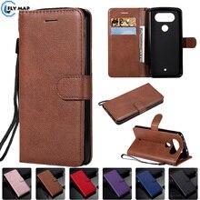 Wallet Case For LG Q8 H970 X800K X800L Flip Mobile Phone PU