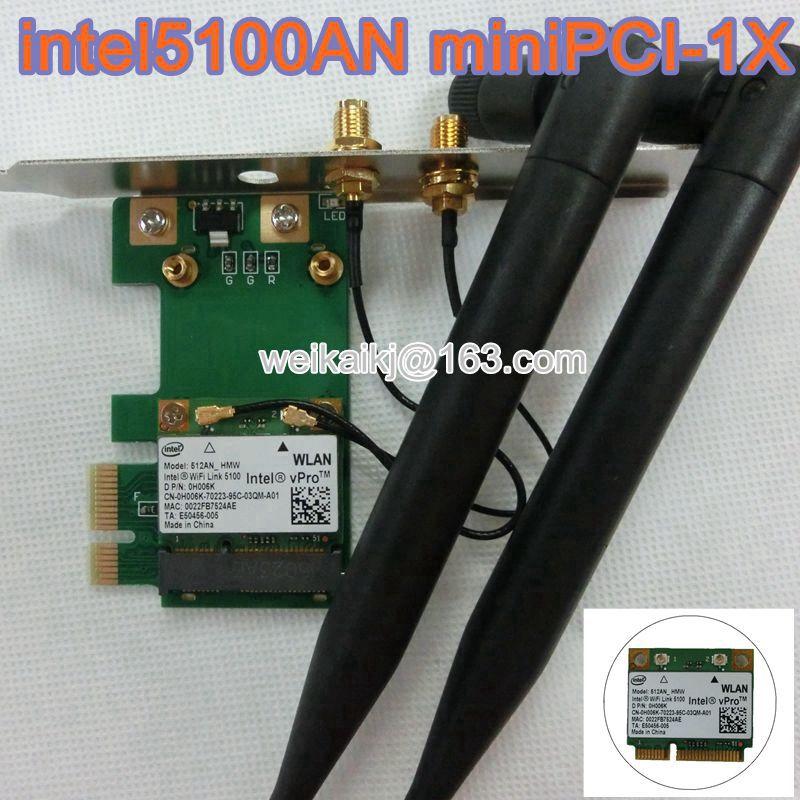 Настольный беспроводной мягкий маршрут INTEL5100, Встроенные беспроводные антенны приемника 6DBI 512AN