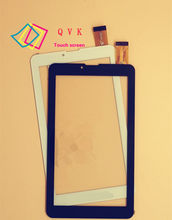 New 7inch TESLA NEON 7.0 explay hit 3G tablet capacitive touch screen panel Digitizer Glass sensor noting color(China)