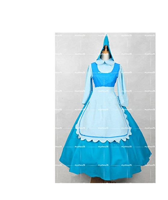 custom made women halloween cosplay cinderella mouse suzy costume any size with free petticoatchina - Halloween Petticoat
