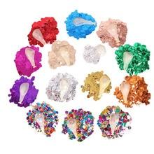Balloon-Accessories Confetti Circle-Disc Wave-Ball-Decoration Throw Aluminum-Foil Transparent