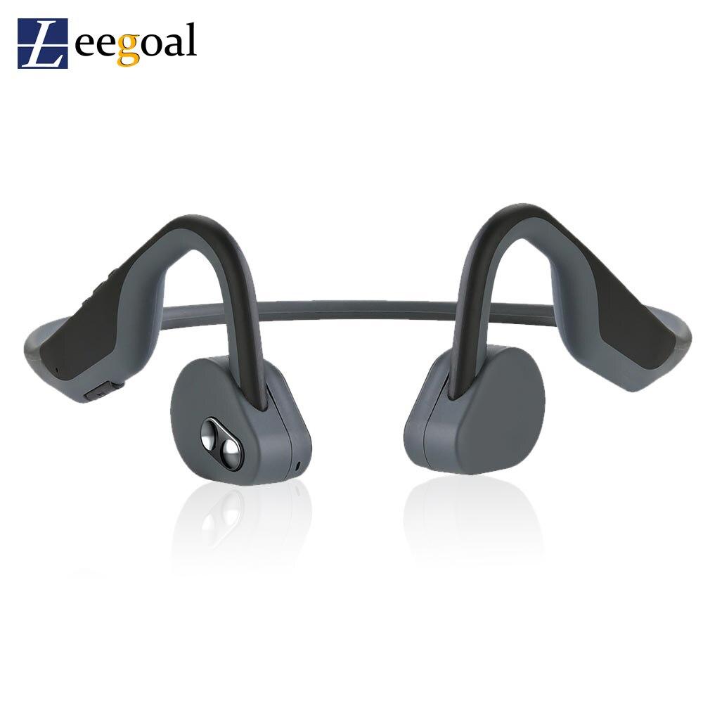 Z10 auricolare senza fili Bluetooth auricolare conduzione ossea cuffie sport all'aria aperta con microfono senza fili a mani libere Auricolare libero di trasporto libero