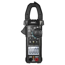 Digital Clamp Meter  True RMS LCD Multimeter AC DC Voltage Current Capacitance Continuity Test Frequency Measurement Tester цена
