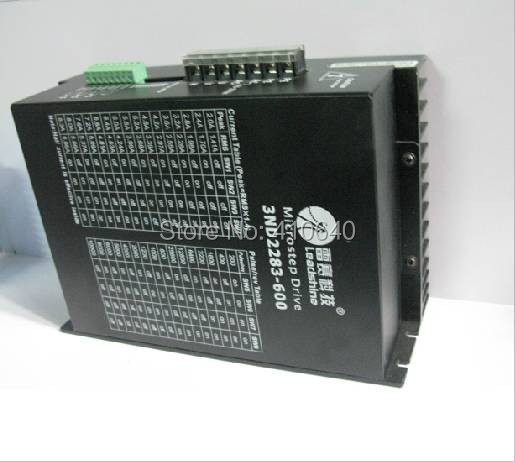 Leadshine 3 фазы шаговым двигателем 3ND2283-600 максимальный ток 8.2 Для NEMA 34-42