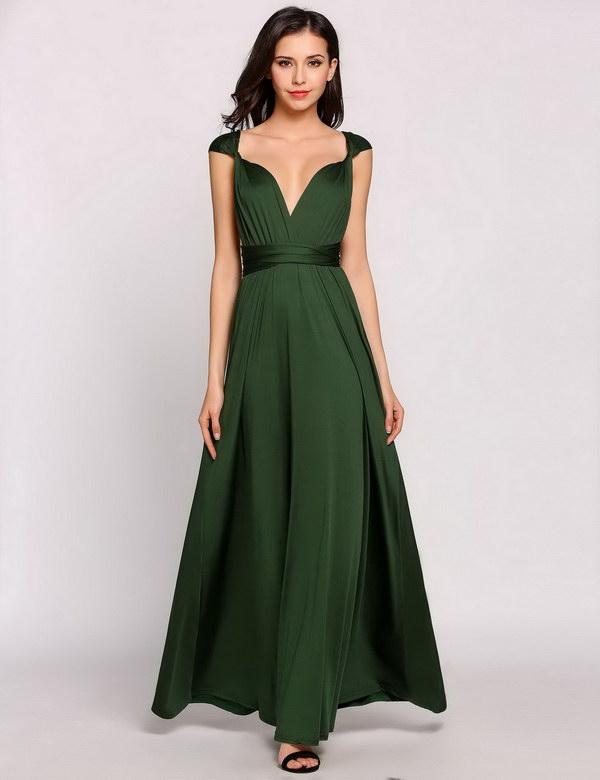 HTB1WSdYPFXXXXbbaXXXq6xXFXXXm - Women Long Dress Sleeveless Deep V Neck Backless JKP271