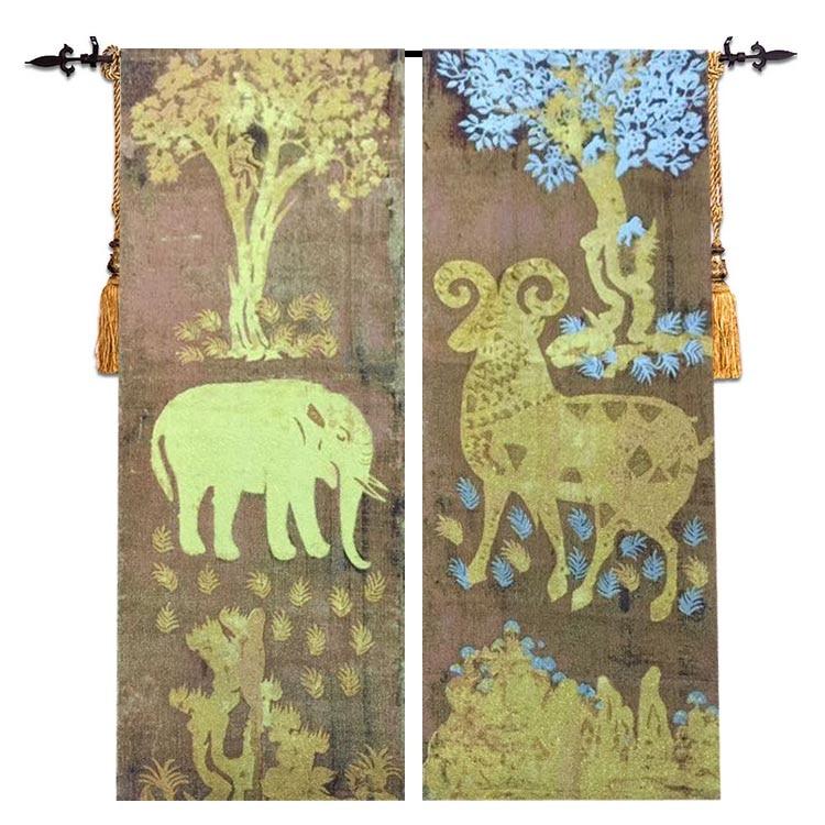 Tapisseries décoratives murales,
