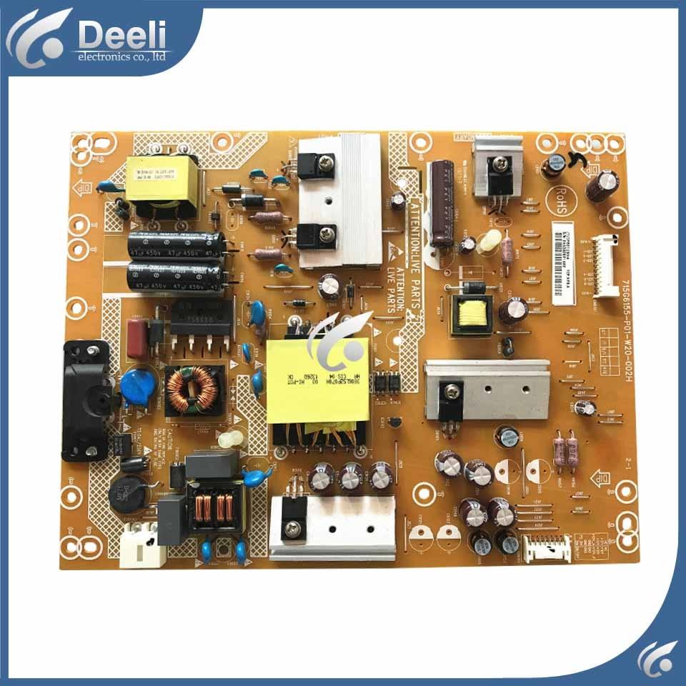 95% new original for Power Supply Board 715G6155-P01-W20-002H working good 95% new used original for power supply board 55gb7800 cc eax65424001 lgp55k 14lpb